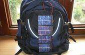 Solariser votre sac à dos et alimenter tous vos gadgets