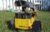 Mon Robot autonome de Wall-E fait maison