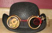 Cuir & CMV - lunettes Steampunk !