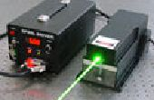 CNI 532nm Laser vert