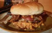 Ultime Bacon Burger (style organique)