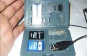 Chargeur de batterie appareil photo numérique USB bricolage