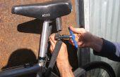 Comment garder votre siège vélo d'avoir volé.