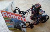 La plateforme du Robot expérimental