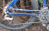 Sugru - vélo Chainstay Protector - DIY