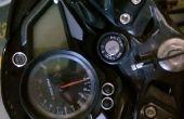 Chargeur de téléphone portable de moto