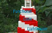 Arduino contrôlée Lego phare