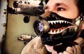 Masque Dieselpunk Bomber !