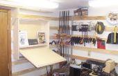 Mon atelier de sous-sol 10 X 14