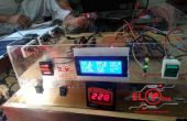 ARDUINO basé régulateur de CHARGE solaire MPPT