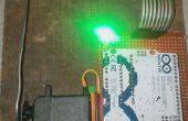Système de verrouillage des portes de Arduino