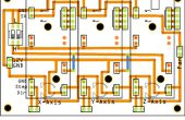 3 axes EasyDriver PCB