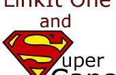 LinkIt One et Super Caps