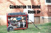 Générateur facile à crochet à domicile