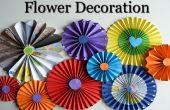 Décoration - design d'intérieur de fleurs