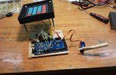 Verrouillage par code Arduino