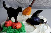 Halloween Cupcake Pullapart