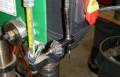 Porte-clés magnétique mandrin pour perceuse à colonne