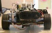 Le RR.O.P. - projet OpenCV RaspRobot