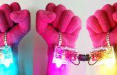 Habiliter les Haptika gant