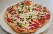 Grillé Pizza
