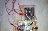 Envoi de sms si la fumée est détectée (Arduino + GSM SIM900A
