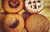 Perfectionner les Cupcakes tarte aux pommes