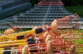 Faible coût et facile à faire la cueillette pôle des fruits