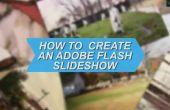 Comment créer un diaporama Flash Adobe