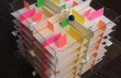 Puzzle 3D Maze CNC