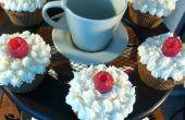 Cupcakes framboises | Josh Pan