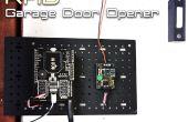 Ouvre-porte de Garage Arduino RFID