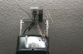 Porte de garage Bluetooth