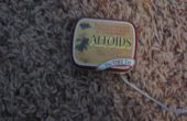 Altoids Tin petit iPod Shuffle Case