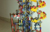 Chute libre k ' NEX Ball Machine du projet