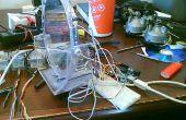 Traqueur solaire de servo 2 axes Arduino