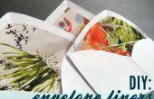 BRICOLAGE : Enveloppe Liners