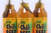 Comment Home Brew A Hot Chili Beer recette