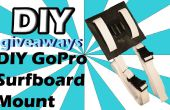 Planche de surf GoPro bricolage Mount pour moins de $10 !