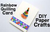Comment faire des cartes de Quilling pour anniversaire - DIY Paper Crafts