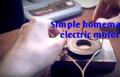 Moteur électrique de maison simple