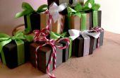 Cadeau de Noël mini Cubes