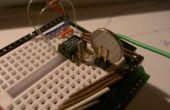 Support de batterie de guérilla pour votre maquette / projets Arduino