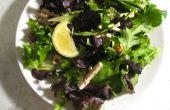 Salade de jus de citron