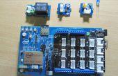 Domotique : Commande Relais Base sur le capteur de lumière (Intel Edison)