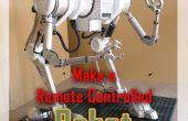 Faire un Robot RC pour un film