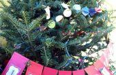 Tutoriel : Avent calendrier sapin de Noël guirlande