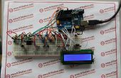 Système de mesure de vitesse de chute basées sur Arduino