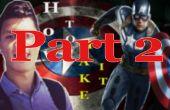 #2 Comment faire Captain America de cheminée bricolage 2_3 - carton (partie 2)
