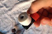 Réparation de pompe de CO2 de vélos avec oogoo